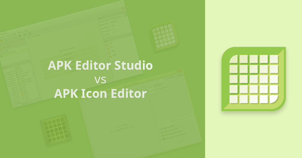 apk icon editor how to use